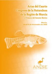 Actas IV Congreso Naturaleza Región de Murcia