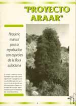 Pequeño manual para la repoblación con especies de flora autóctona