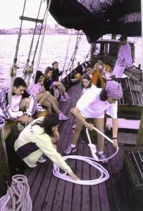 Else: escolares en prácticas de navegación