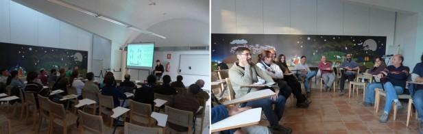 Se ha organizado un encuentro estatal de experiencias en la restauración de áreas afectadas por aterrazamientos.