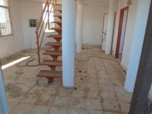 estado inicial de las edificaciones