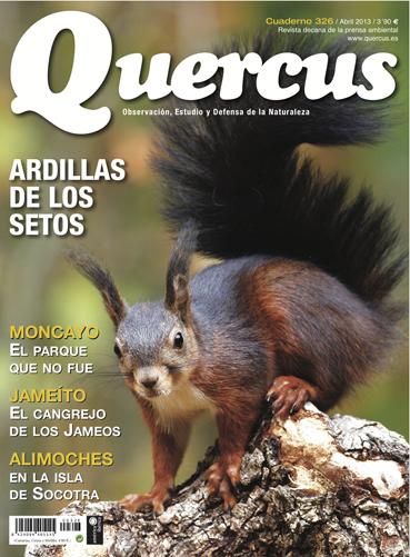 Quercus abril 2013