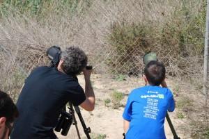 Taller Observacion Dia Mundial Aves Migratorias