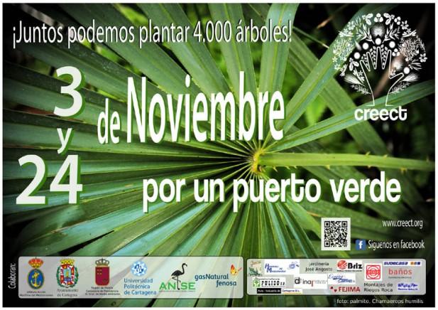 Reforestaciones en Cartagena