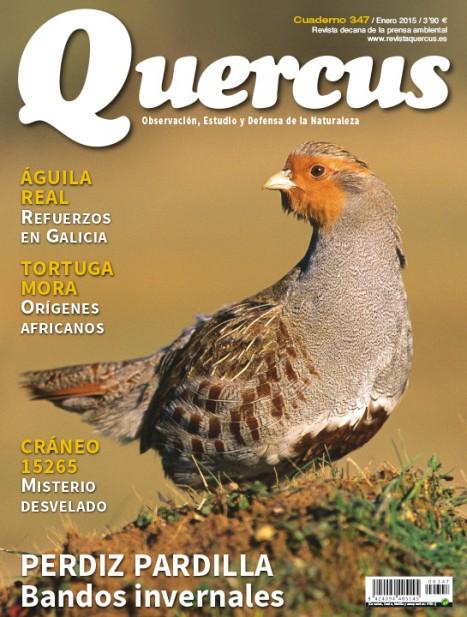 Portada Revista Quercus