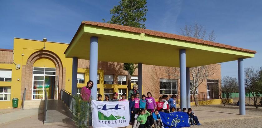 Plantación Colegio Asomada