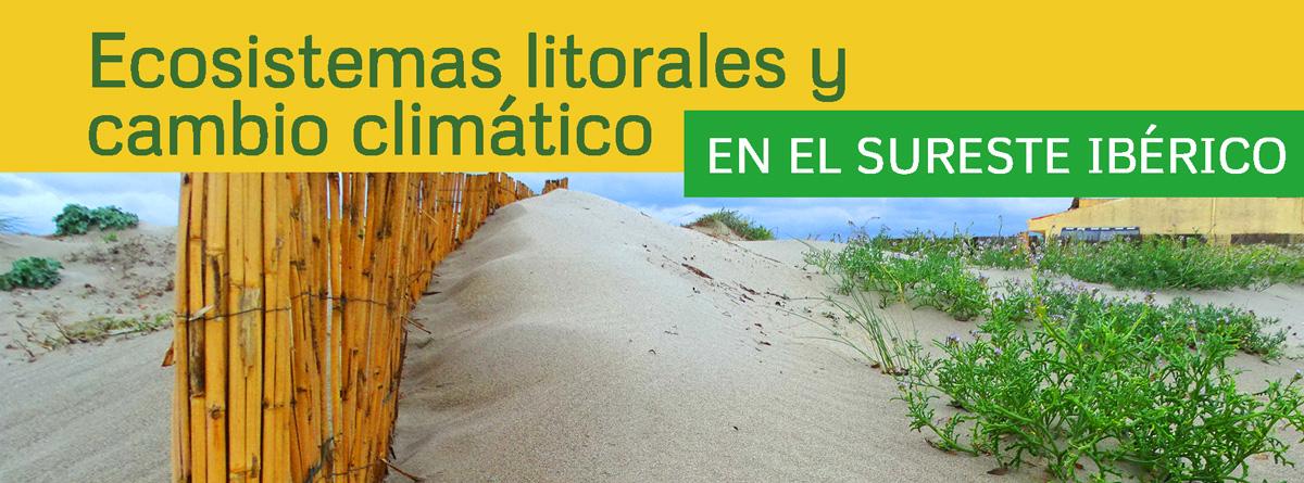 Ecosistemas litorales y cambio climático