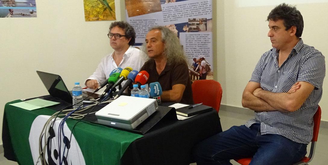 WWF y ANSE desvelan el crecimiento masivo de la agricultura ilegal de regadío en una de las zonas más áridas de Europa