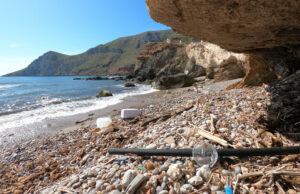 Basura en Cabo Cope